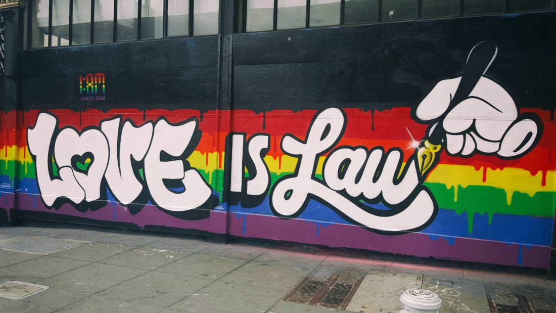 Love is Law